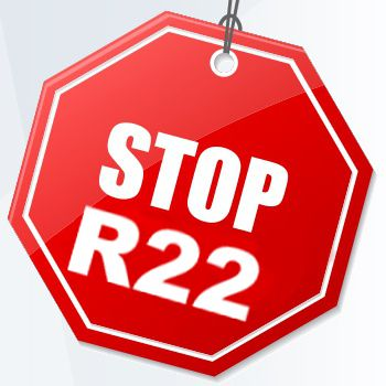 Stop freon R22